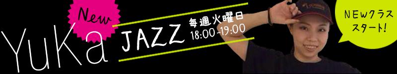 New クラススタート JAZZ